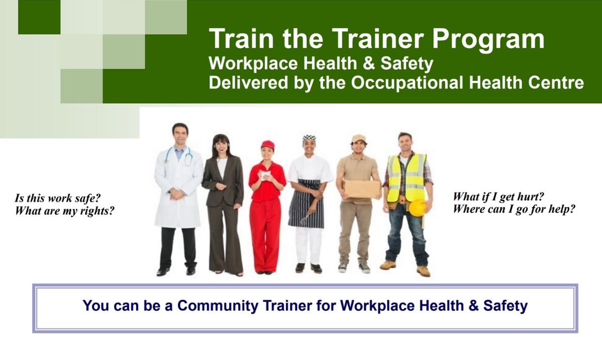 """Featured image for """"Participants recruitment for Train the Trainer program – Jan 2022"""""""